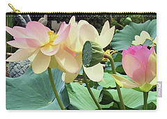 Waterlillies Carry-all Pouch