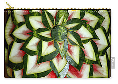 Watermelon Art Carry-all Pouch