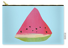 Watermelon Carry-all Pouch by Jacquie Gouveia