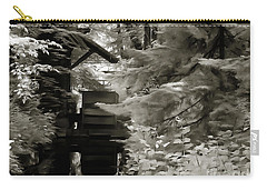Watermill Deep In The Forest Carry-all Pouch