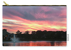 Waters Aflame Carry-all Pouch