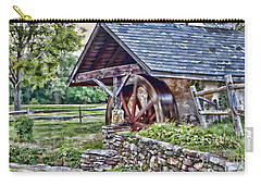 Waterwheel Carry-all Pouch