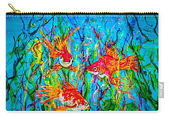 Watery Wonderland Carry-all Pouch
