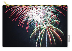 Waukesha Fireworks 01 Carry-all Pouch