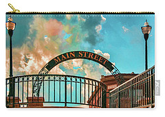 Waupaca Main Street Carry-all Pouch by Trey Foerster