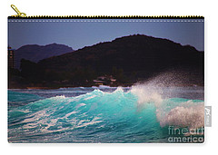 Wave Of Fantasy Carry-all Pouch by Craig Wood