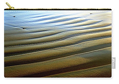 Wave Patterns At Drake's Beach, Point Reyes National Seashore Carry-all Pouch