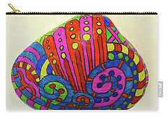 Wave Sharpie Shell Carry-all Pouch