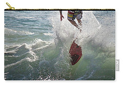 Wave Skimmer Carry-all Pouch by Jim Gillen