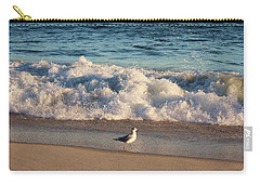 Waves Crashing  Carry-all Pouch