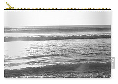 Waves Of Life Carry-all Pouch by Beto Machado