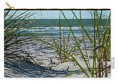 Waves Through The Grass Carry-all Pouch