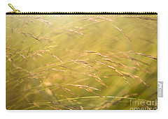 Waving Grass Carry-all Pouch by Diane Diederich
