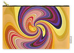 Wavy Stripes Figure 1 Carry-all Pouch