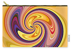 Wavy Stripes Figure 3 Carry-all Pouch