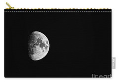 Waxing Gibbous - 2 Carry-all Pouch by David Bearden