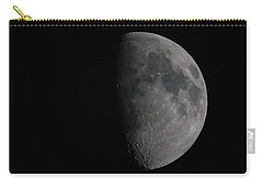 Waxing Gibbous Moon Carry-all Pouch