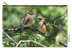 Waxwing Socialism Carry-all Pouch