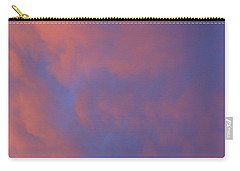 Way Beyond The Clouds Carry-all Pouch