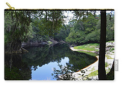 Way Down Upon The Suwannee River Carry-all Pouch