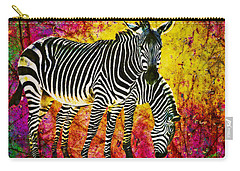 Way Out Of Africa Carry-all Pouch
