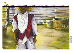 Way Out Of No Way Carry-all Pouch by Marlene Book