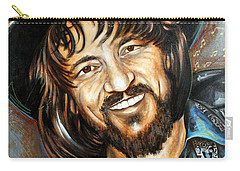 Waylon Jennings Carry-all Pouch