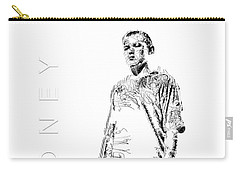 Wayne Rooney Carry-all Pouch by ISAW Gallery