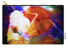 Wayne Shorter   Digital Watercolor Paintings Carry-all Pouch