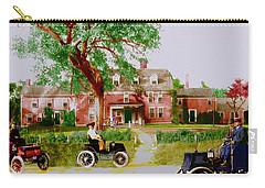 Wayside Inn With Autos Carry-all Pouch
