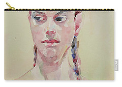 Wc Portrait 1619 Carry-all Pouch