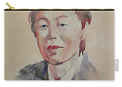 Wc Portrait 1625 My Mama Carry-all Pouch