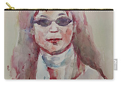 Wc Portrait 1629 My Sister Younhee Carry-all Pouch