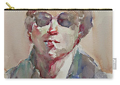 Wc Portrait 1630 My Brother Ryeong Carry-all Pouch