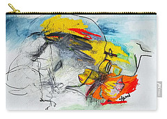 We Are One Carry-all Pouch by Helen Syron