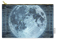 We Choose To Go To The Moon Carry-all Pouch