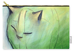 We Dream In Green 1 Carry-all Pouch