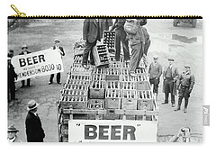 We Have Beer - Prohibition Ends - Cleveland 1933 Carry-all Pouch