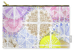 Carry-all Pouch featuring the painting We Will Have Many Stars #2 by Kym Nicolas