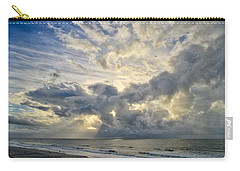 Weather Over Topsail Beach 2977 Carry-all Pouch
