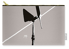 Weather Vane Carry-all Pouch by Linda Hollis