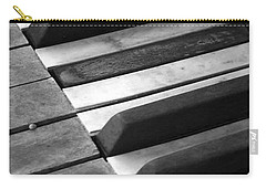 Weathered Music Carry-all Pouch