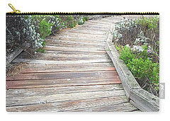Weathered Path Carry-all Pouch
