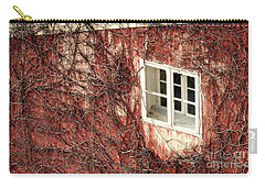 Weathered View Carry-all Pouch by Gallery Messina