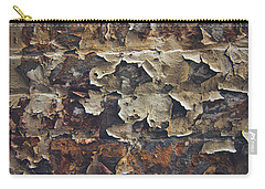 Weathered Wall Carry-all Pouch