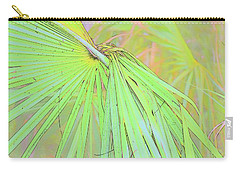 Weave Me A Palm Carry-all Pouch