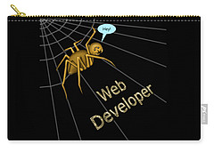 Web Developer Carry-all Pouch