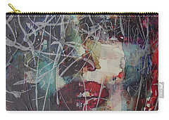 Web Of Deceit Carry-all Pouch by Paul Lovering