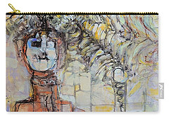 Web Of Memories Carry-all Pouch