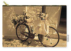 Wedding Bike Carry-all Pouch